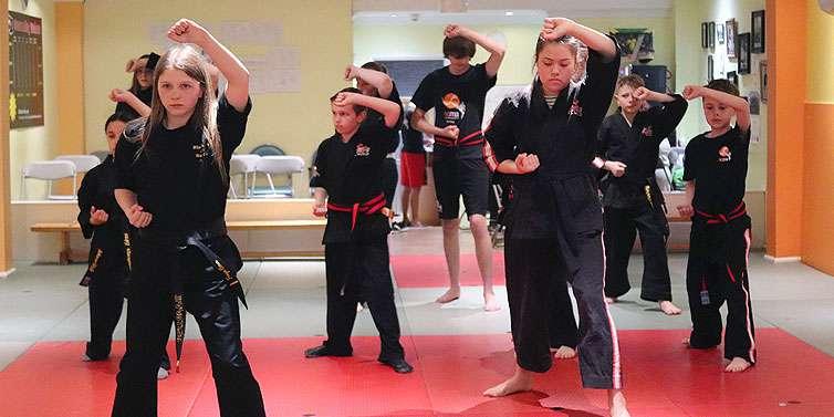 Samurai Kickboxing Classes