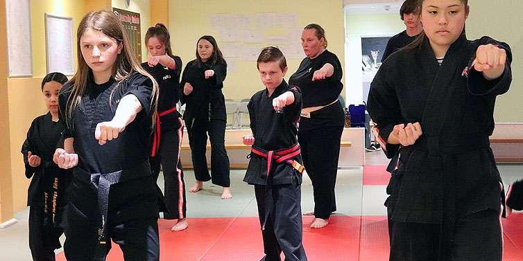 Black Belt Wadō-ryū Classes